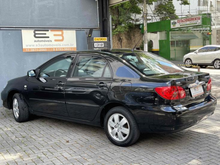 TOYOTA Corolla 1.8 16V 4P SEG AUTOMÁTICO, Foto 16
