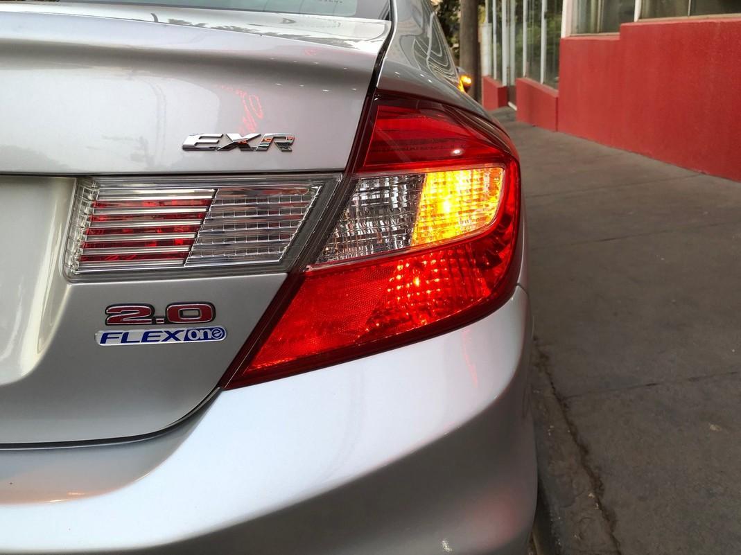 HONDA Civic 2.0 16V 4P FLEX EXR AUTOMÁTICO, Foto 8