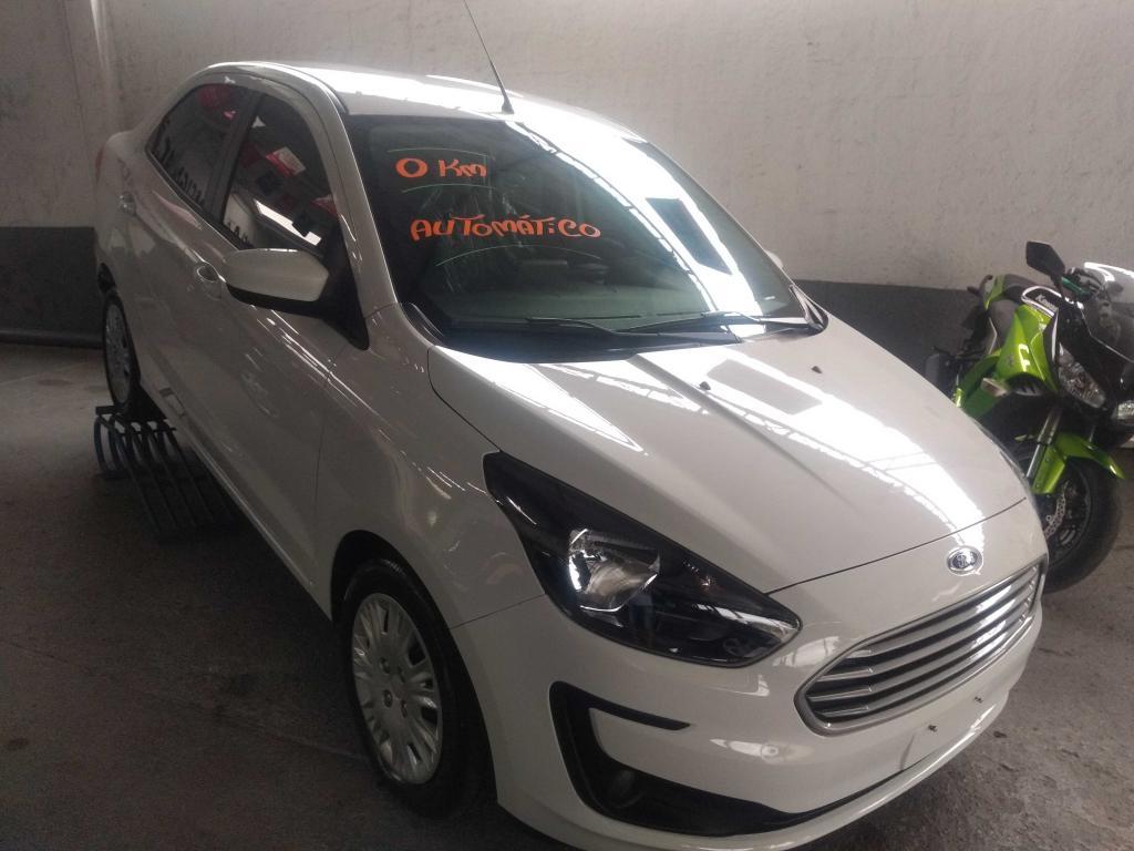 FORD Ka + Sedan 1.5 12V 4P TI-VCT SE PLUS FLEX AUTOMÁTICO, Foto 3