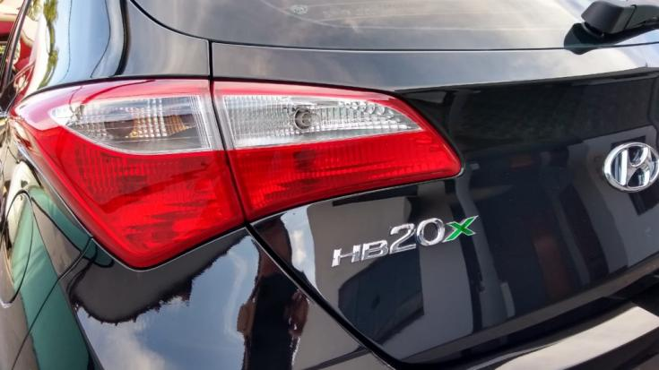HYUNDAI HB 20 Hatch X 1.6 16V 4P PREMIUM FLEX, Foto 6