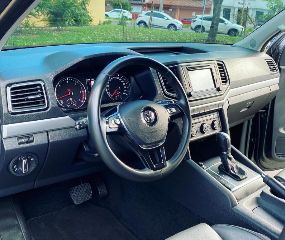 VOLKSWAGEN Amarok 3.0 V6 CABINE DUPLA 4X4 HIGHLINE TURBO INTERCOOLER AUTOMÁTICO, Foto 7