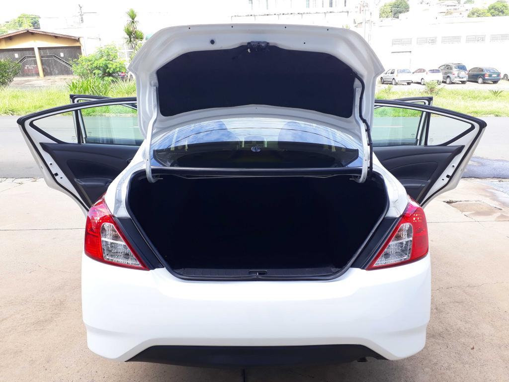 NISSAN Versa Sedan 1.6 16V 4P SV FLEX XTRONIC AUTOMÁTICO CVT, Foto 7
