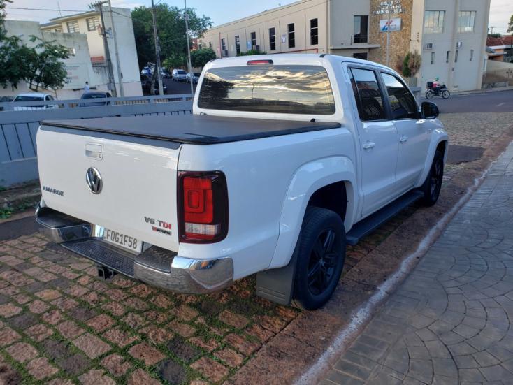 VOLKSWAGEN Amarok 3.0 V6 CABINE DUPLA 4X4 HIGHLINE TURBO INTERCOOLER AUTOMÁTICO, Foto 13