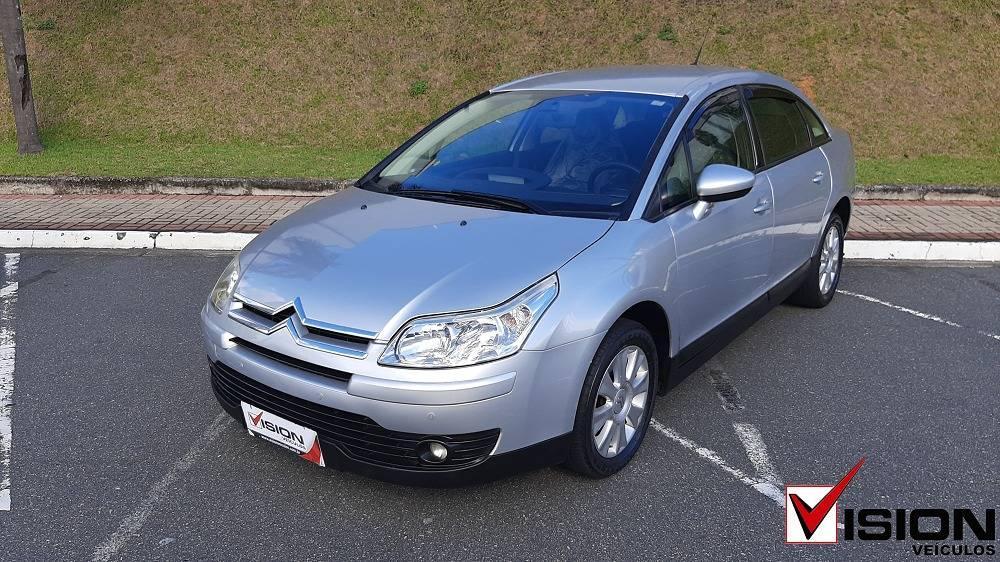 CITROEN C4 Sedan 2.0 16V 4P GLX PALLAS FLEX, Foto 1