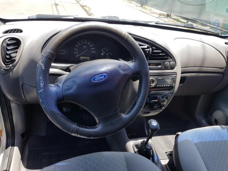 FORD Fiesta Hatch 1.0 4P, Foto 4