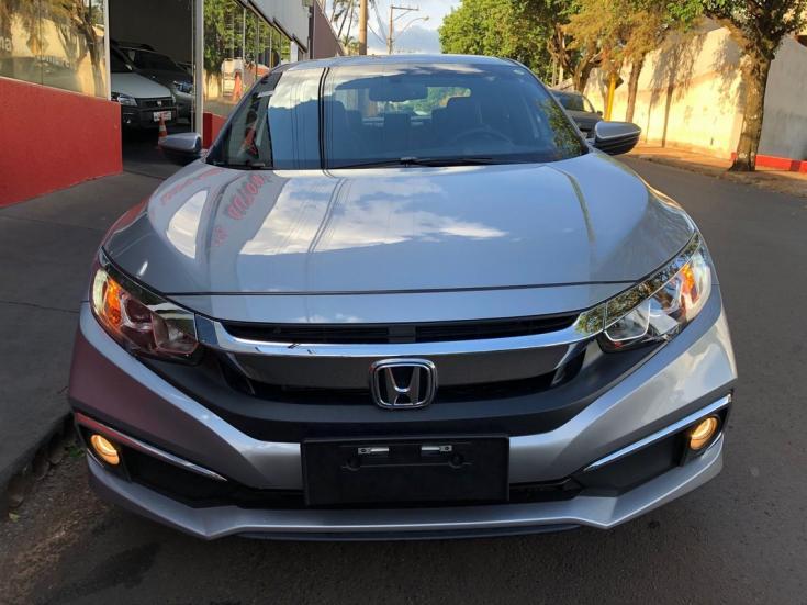 HONDA Civic 2.0 16V 4P EX FLEX  AUTOMÁTICO CVT, Foto 8