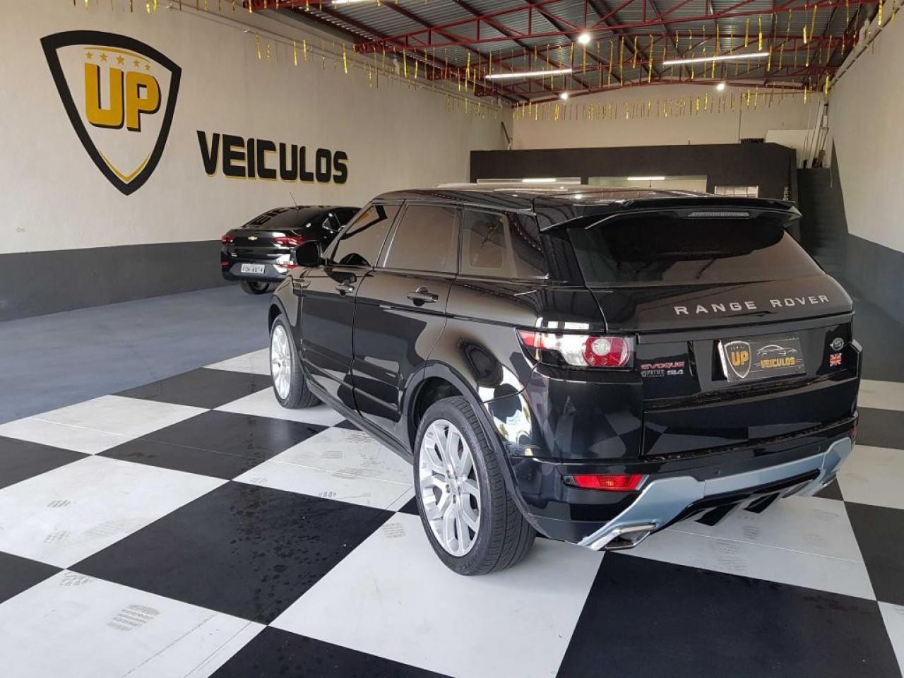 LAND ROVER Range Rover Evoque 2.0 16V 4P 4WD DYNAMIC TECH AUTOMÁTICO, Foto 2
