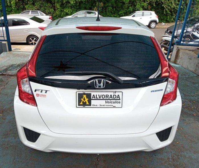 HONDA Fit 1.5 16V 4P EX AUTOMÁTICO, Foto 5