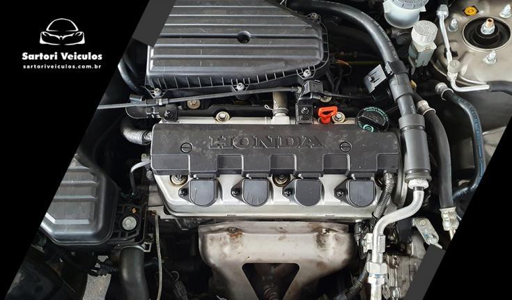 HONDA Civic 1.7 16V 4P LX, Foto 15