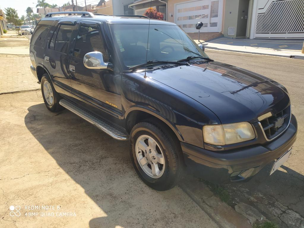CHEVROLET Blazer 4.3 V6 12V 4P DLX EXECUTIVE, Foto 1