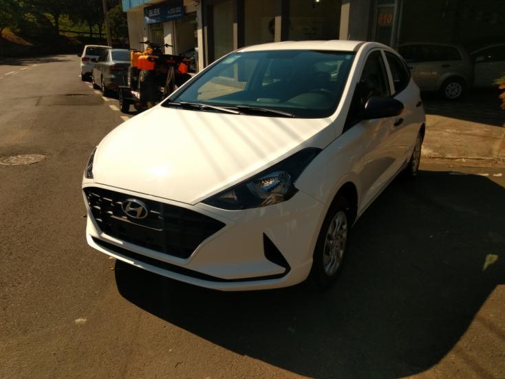 HYUNDAI HB 20 Hatch 1.0 12V 4P FLEX SENSE, Foto 2