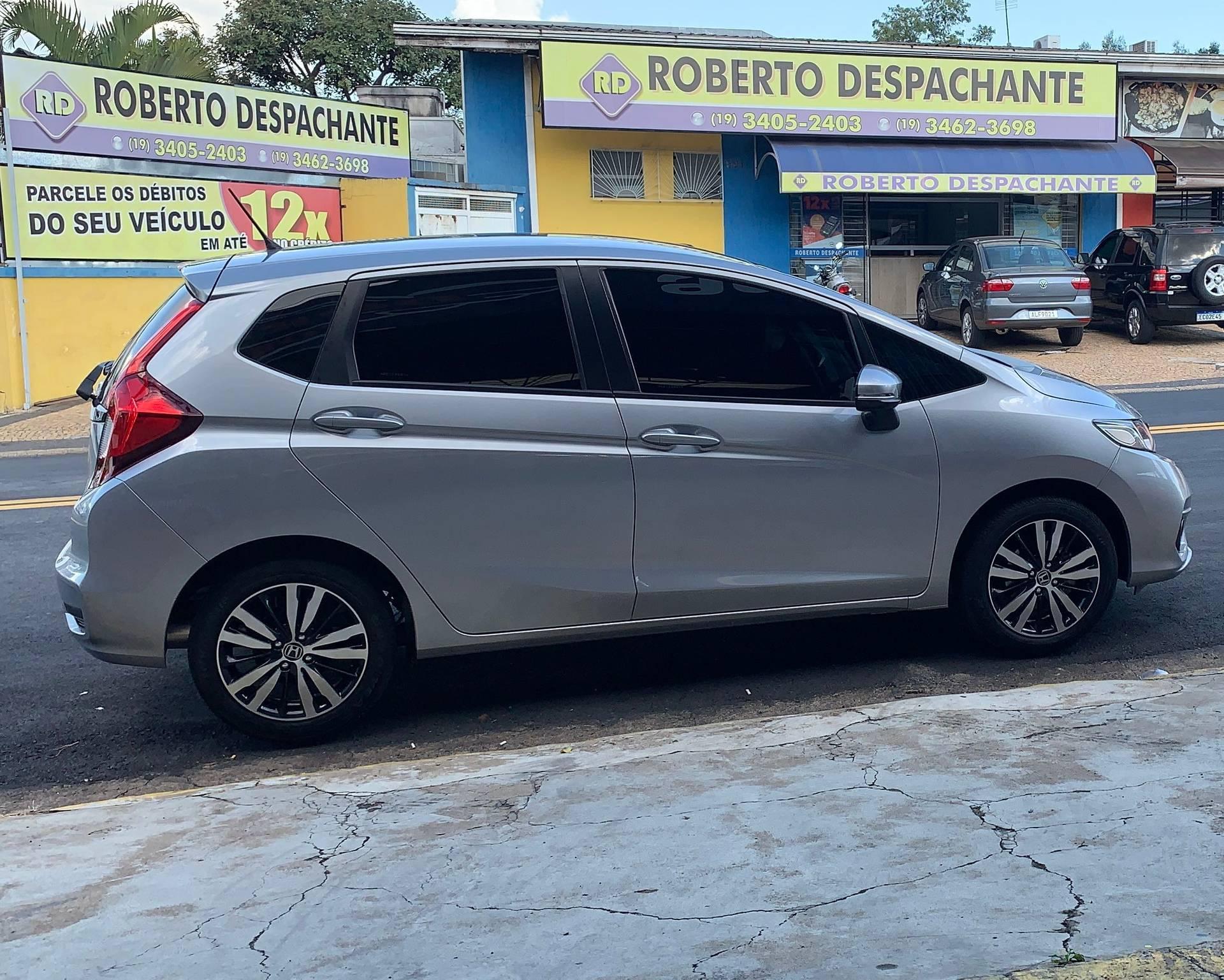 HONDA Fit 1.5 16V 4P EX FLEX AUTOMÁTICO, Foto 13