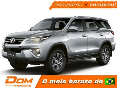 TOYOTA Hilux SW4 2.7 16V 4P FLEX SRV 7 LUGARES AUTOMÁTICO
