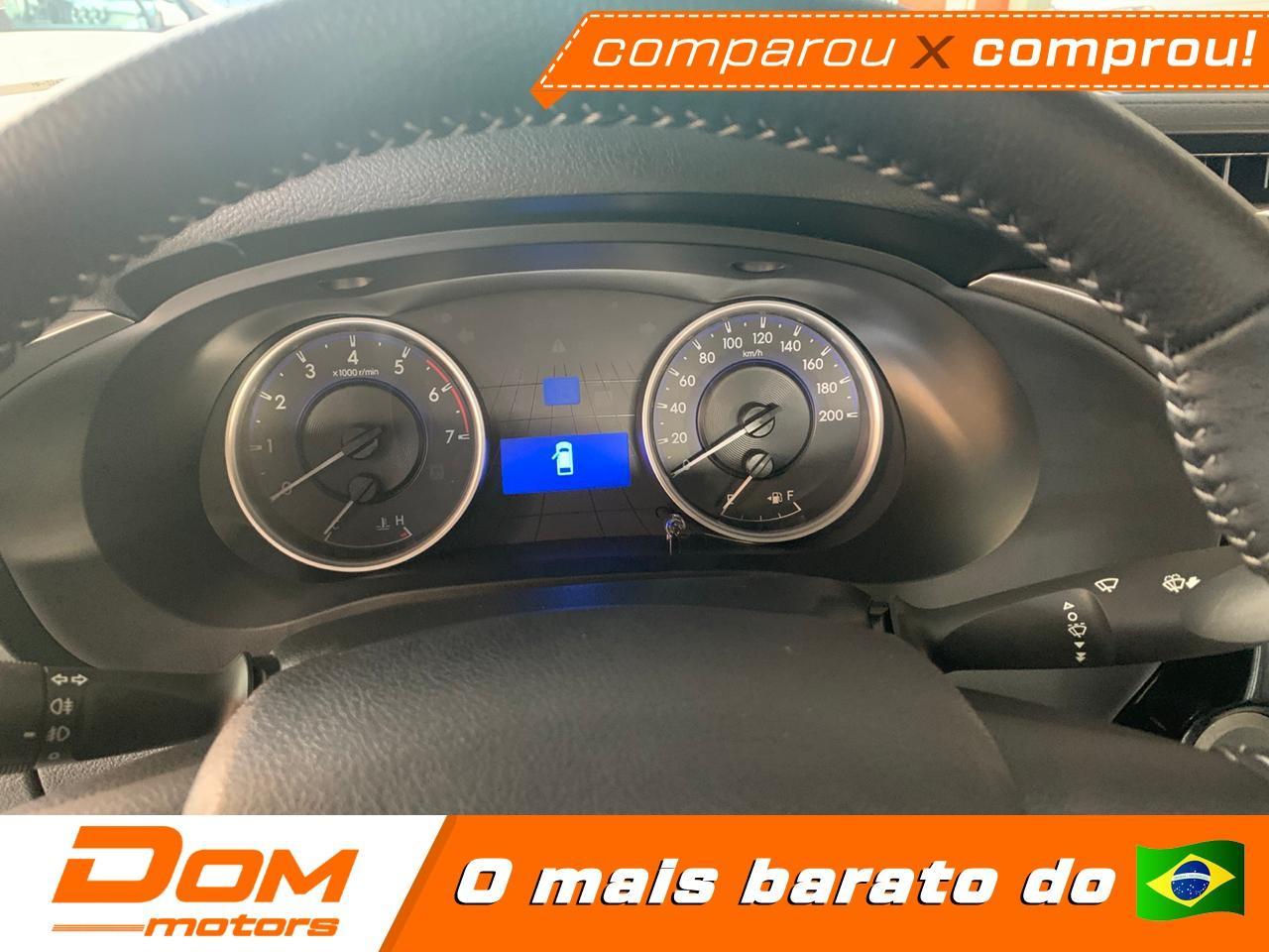 TOYOTA Hilux Caminhonete 2.7 16V 4P SR CABINE DUPLA AUTOMÁTICO, Foto 10