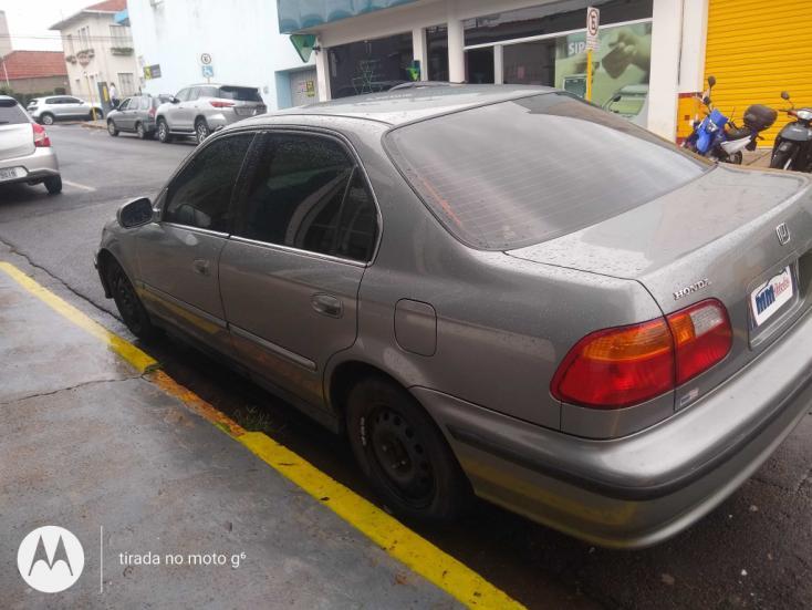 HONDA Civic 1.6 16V 4P LX AUTOMÁTICO, Foto 4