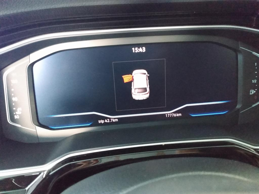 VOLKSWAGEN Nivus 1.0 4P FLEX 200 TSI HIGHLINE AUTOMÁTICO, Foto 10