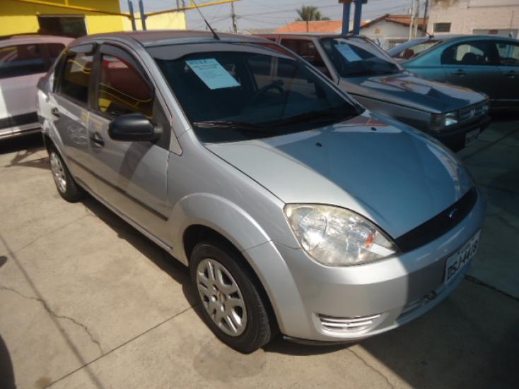 FORD Fiesta Sedan 1.6 4P FLEX, Foto 1