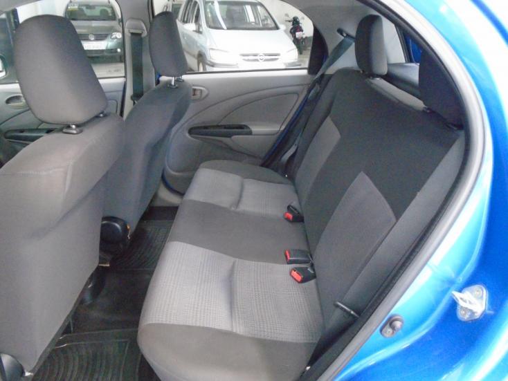 TOYOTA Etios Hatch 1.3 16V 4P FLEX XS, Foto 10