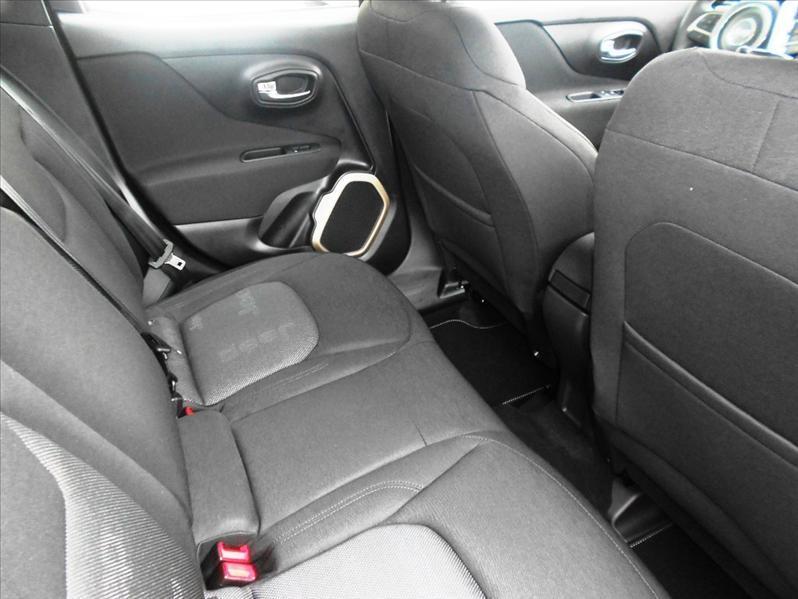 JEEP Renegade 1.8 16V 4P FLEX LONGITUDE AUTOMÁTICO, Foto 7