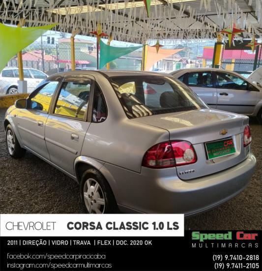 CHEVROLET Corsa Sedan 1.0 4P VHCE LS FLEX, Foto 10