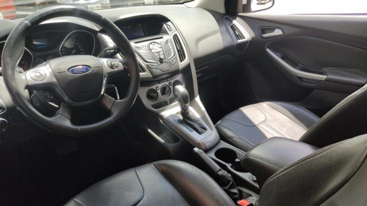 FORD Focus Hatch 2.0 16V 4P FLEX SE POWERSHIFT AUTOMÁTICO, Foto 8