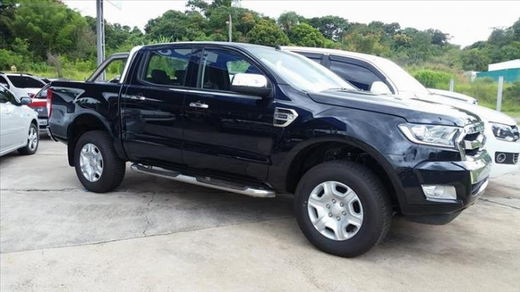 FORD Ranger 3.2 L CABINE DUPLA 4X4 LIMITED AUTOMÁTICO, Foto 3