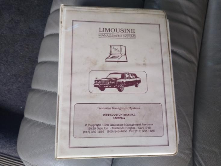 FORD Lincoln 5.0 V8 LIMOUSINE, Foto 6