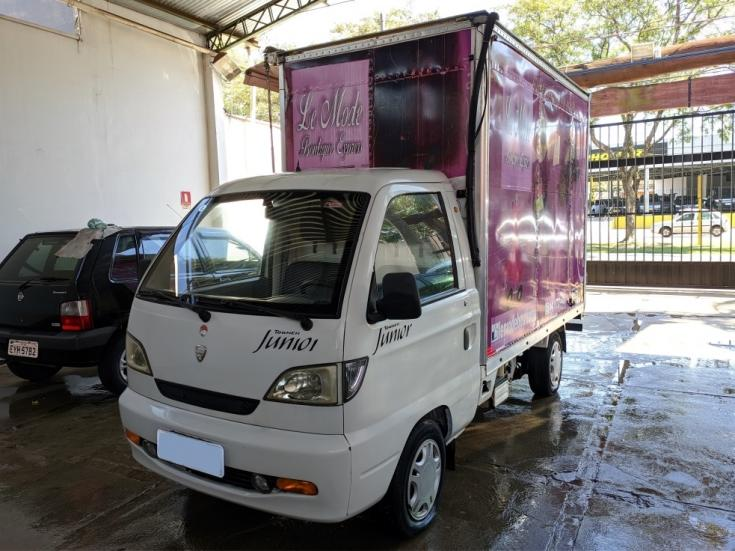 HAFEI Towner Pick-up 1.0, Foto 3