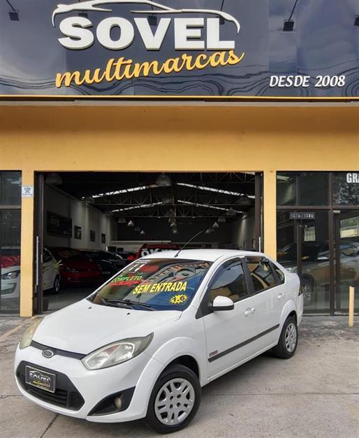 FORD Fiesta Sedan 1.6 16V 4P SE FLEX, Foto 2