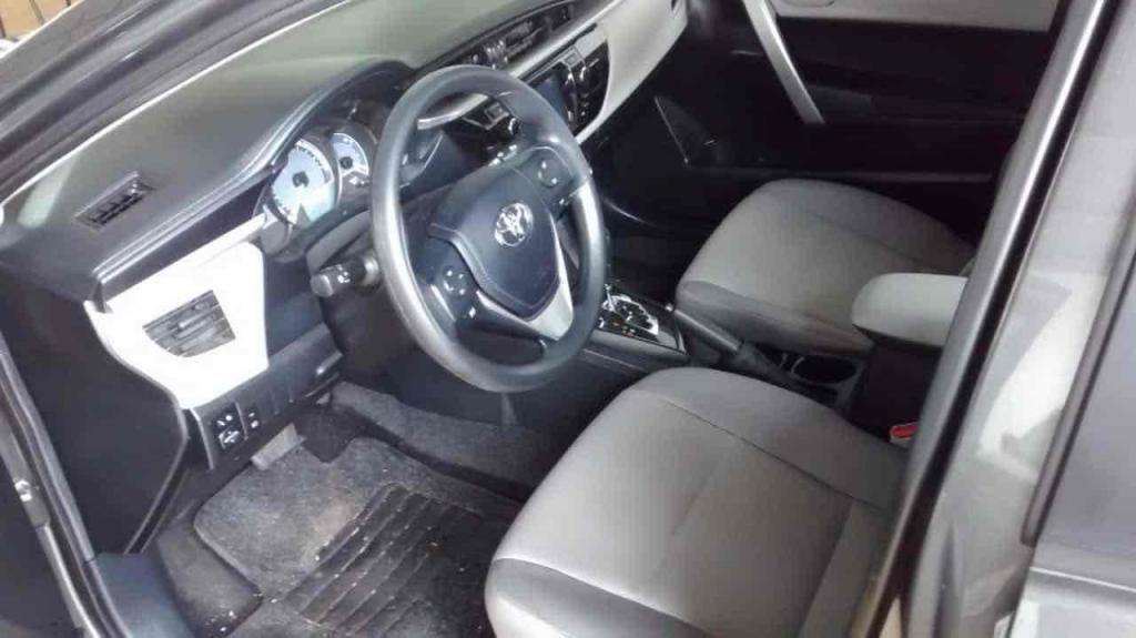 TOYOTA Corolla 1.8 16V 4P GLI FLEX AUTOMÁTICO, Foto 8