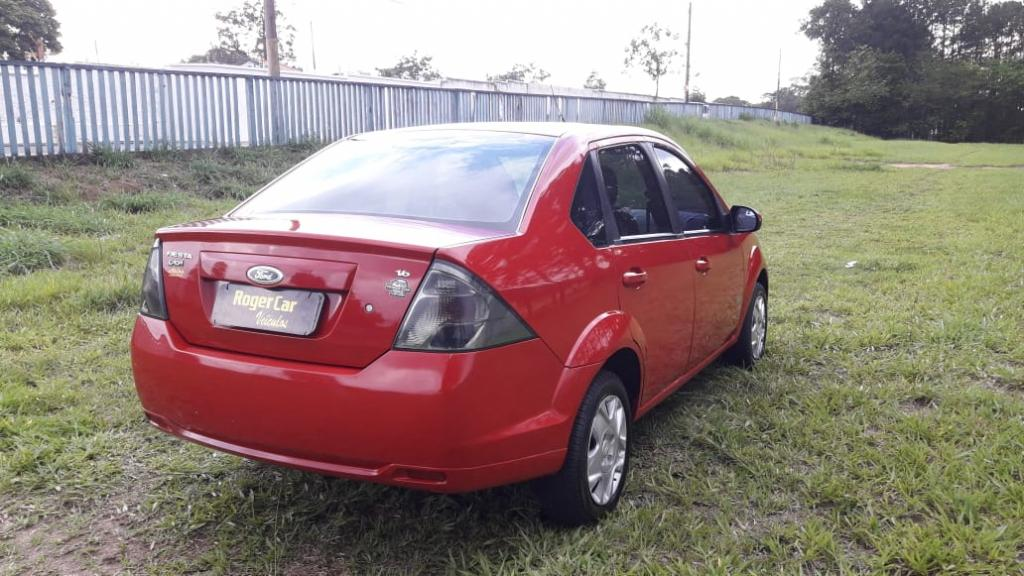 FORD Fiesta Sedan 1.6 4P SE FLEX, Foto 6