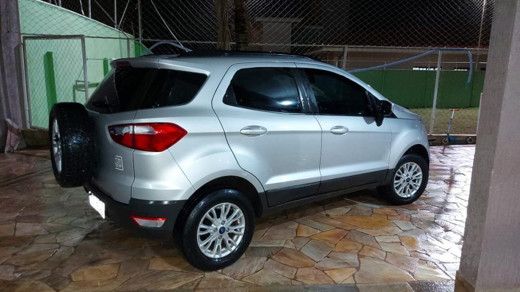 FORD Ecosport 1.6 4P FLEX SE POWERSHIFT AUTOMÁTICO, Foto 3