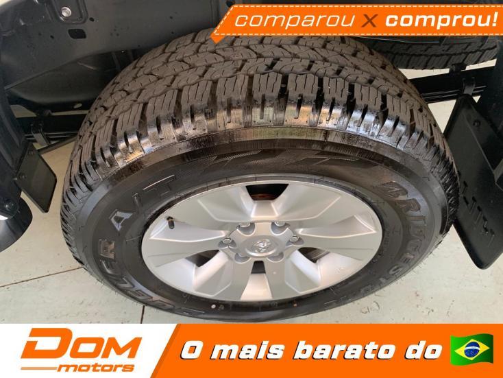 TOYOTA Hilux Caminhonete 2.7 16V 4P SR CABINE DUPLA AUTOMÁTICO, Foto 11