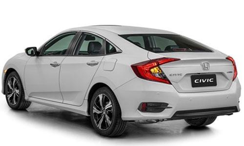 HONDA Civic 2.0 16V 4P EX FLEX  AUTOMÁTICO CVT, Foto 1