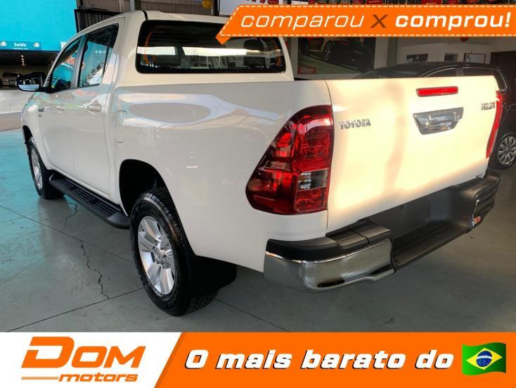 TOYOTA Hilux Caminhonete 2.7 16V 4P SR CABINE DUPLA AUTOMÁTICO, Foto 5