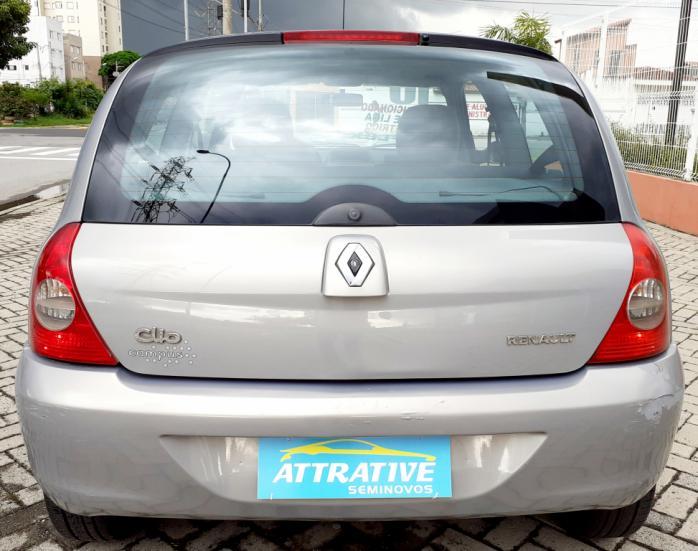 RENAULT Clio Hatch 1.0 16V HI FLEX CAMPUS, Foto 7