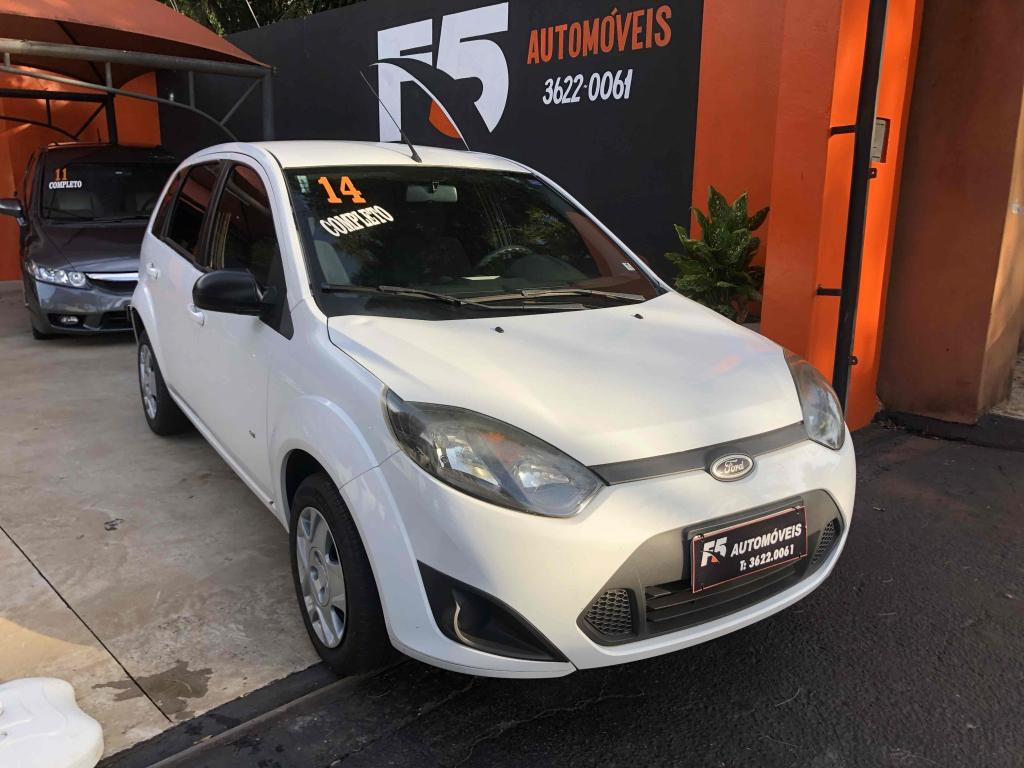 FORD Fiesta Hatch 1.0 4P SE FLEX, Foto 1