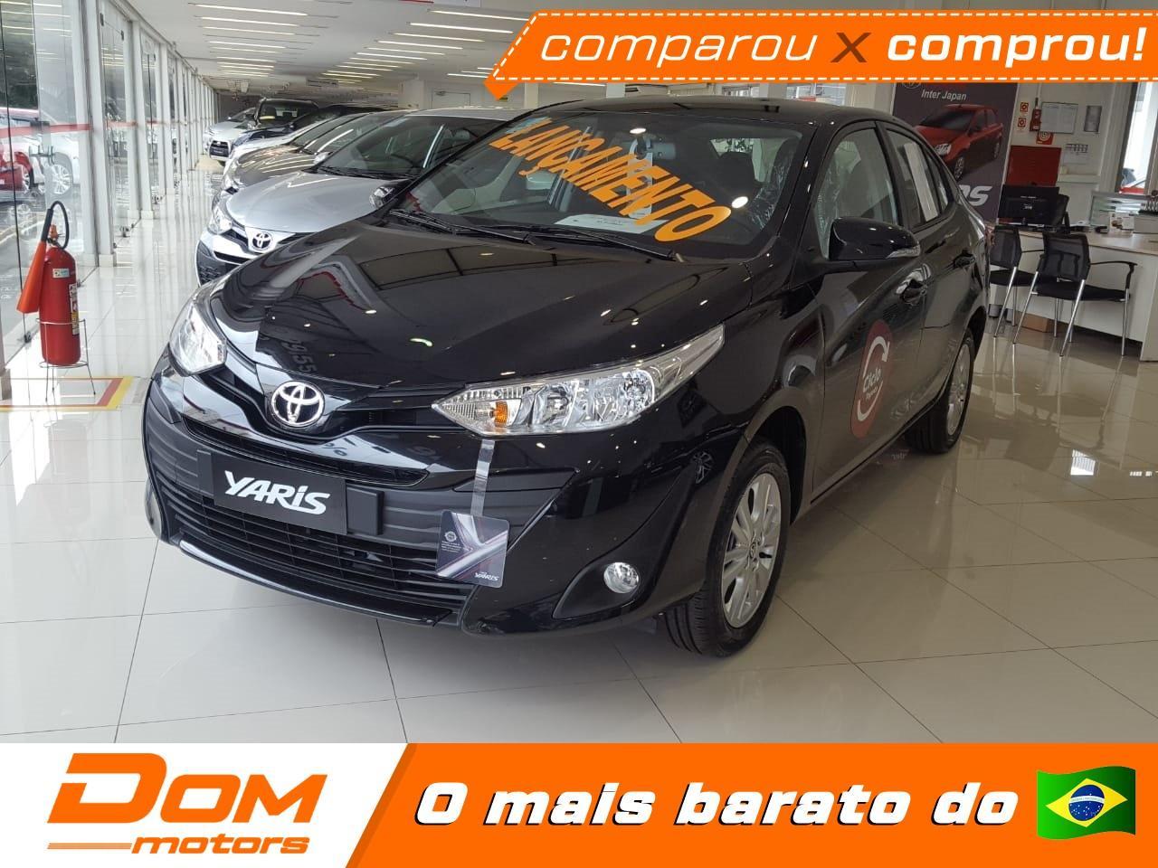 TOYOTA Yaris Sedan 1.5 16V 4P FLEX XL PLUS TECH MULTIDRIVE AUTOMÁTICO CVT, Foto 1