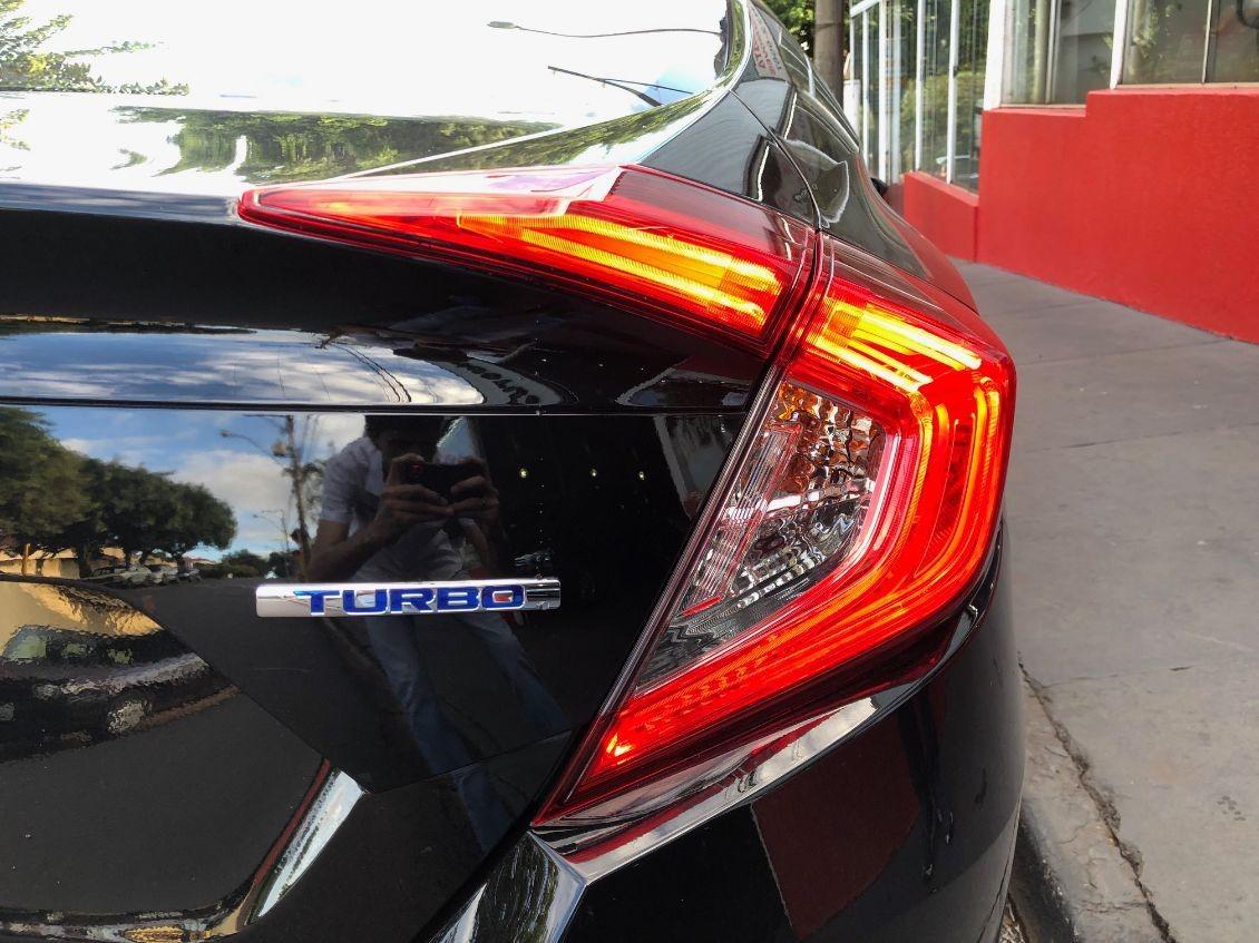 HONDA Civic 1.5 16V 4P TOURING TURBO AUTOMÁTICO CVT, Foto 7