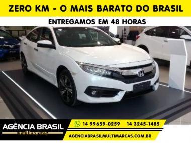 HONDA Civic 1.6 16V 4P LX AUTOMÁTICO