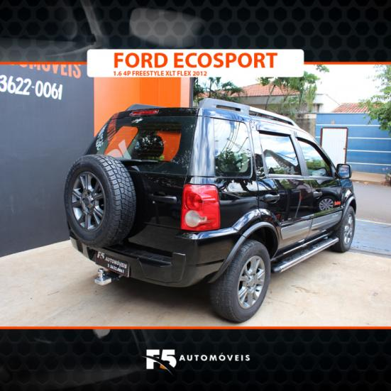 FORD Ecosport 1.6 4P FREESTYLE XLT FLEX, Foto 7