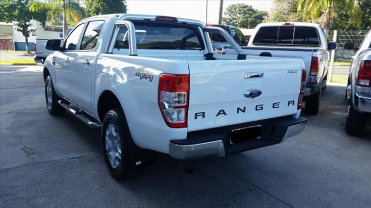 FORD Ranger 3.2 L CABINE DUPLA XLT 4X4 AUTOMÁTICO, Foto 3