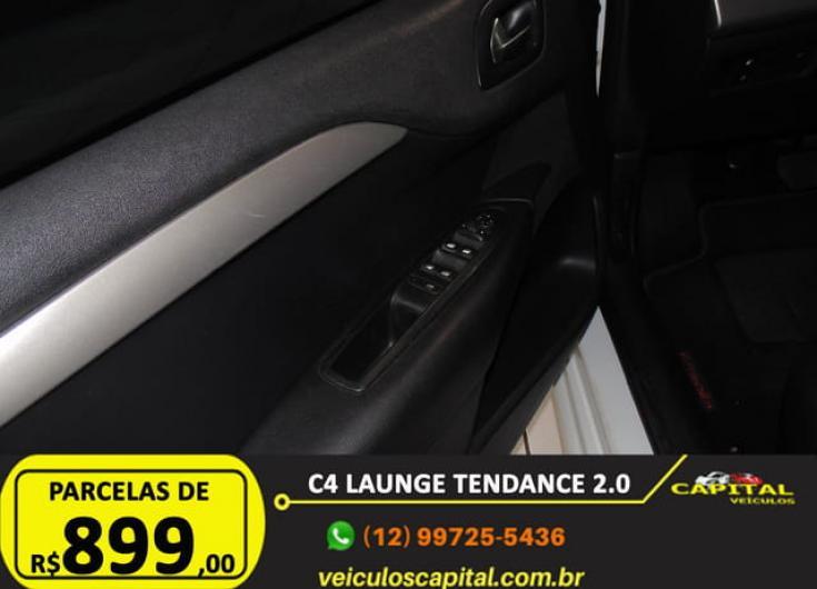 CITROEN C4 Sedan 2.0 16V 4P FLEX LOUNGE TENDANCE AUTOMÁTICO, Foto 13