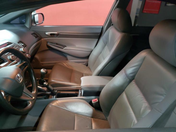 HONDA Civic 1.8 16V 4P FLEX LXS, Foto 2