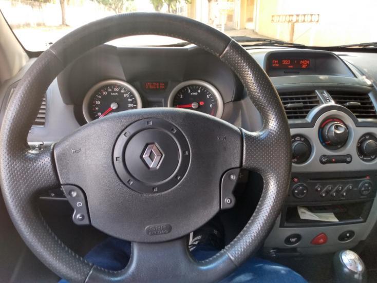 RENAULT Megane Sedan 1.6 16V 4P FLEX DYNAMIQUE, Foto 12