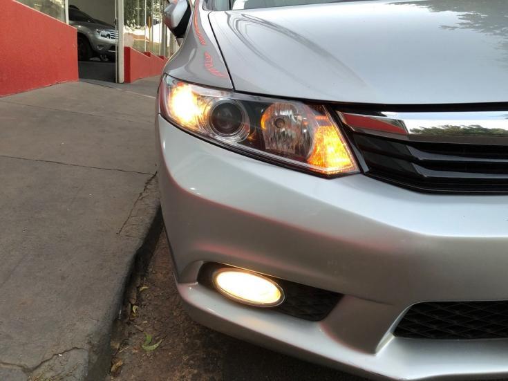 HONDA Civic 2.0 16V 4P FLEX EXR AUTOMÁTICO, Foto 7