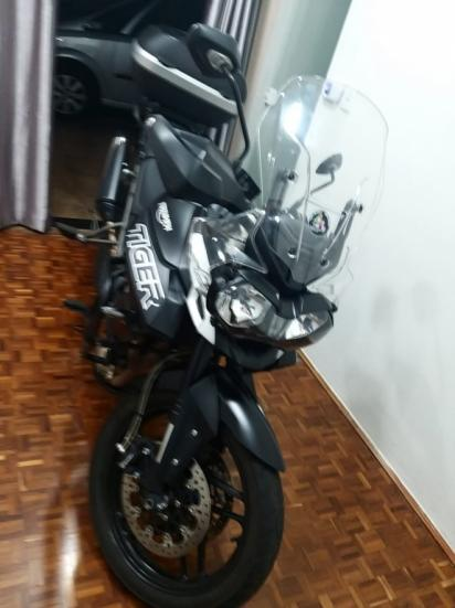 TRIUMPH Tiger 800 XRX L (LOW), Foto 8