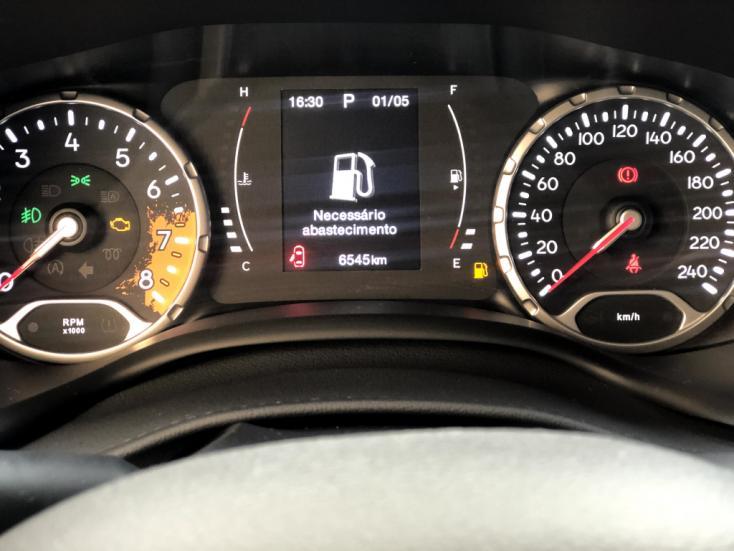 JEEP Renegade 1.8 16V 4P FLEX LONGITUDE AUTOMÁTICO, Foto 13