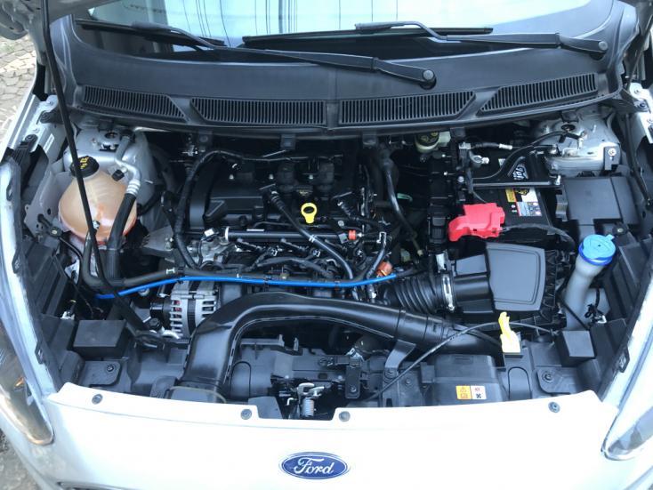 FORD Ka Hatch 1.5 12V 4P TI-VCT SE FLEX, Foto 11
