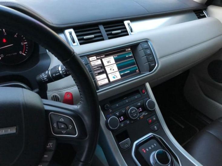 LAND ROVER Range Rover Evoque 2.2 16V 4P SDA PRESTIGE 4X4 AUTOMÁTICO, Foto 9